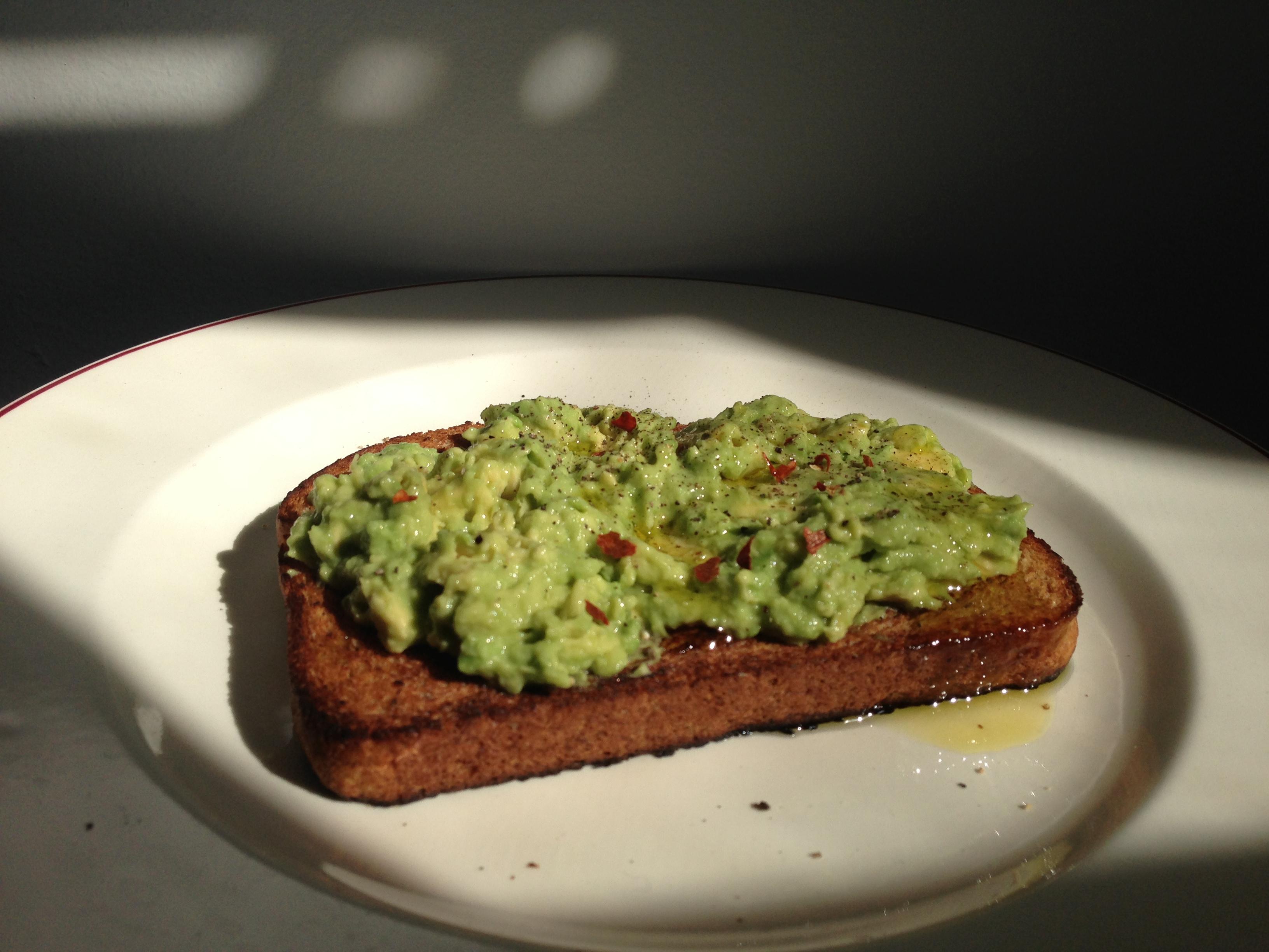 Avocado Toast | Fieldhouse Kitchen