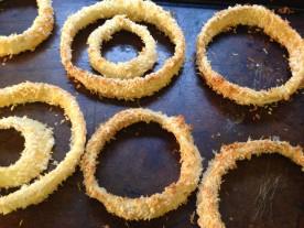 Baked Rings