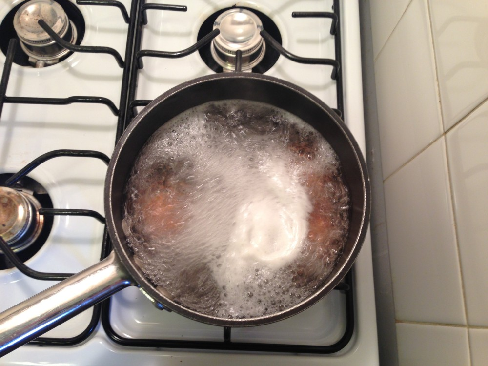 Boiling the Eggs Part II