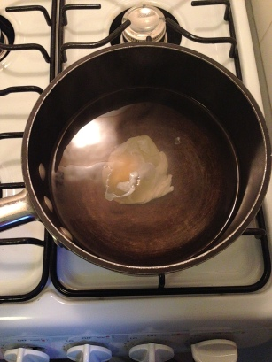 Cooking the Egg