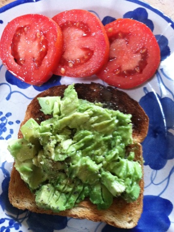 "Avocado Toast: ""I made this one morning in Maine -- so simple and fresh, yet so good! I was looking forward to seeing my lovely friend Becca later that day and thought I would make something from her blog. Although I have tried a few Fieldhouse Kitchen recipes, this was the first photo-worthy one! Next up, PBR Battered Baked Onion Rings!"" -Katie R., Stratton, VT"