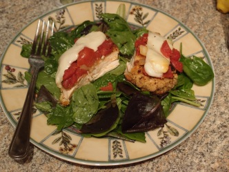 """Chicken Parmesan: """"Made this dish for my boyfriend in under 40 minutes... Almost burned the apartment down, but it was well worth it. Ten stars. It was even better the next day for lunch!"""" -Martina M., Washington, D.C."""