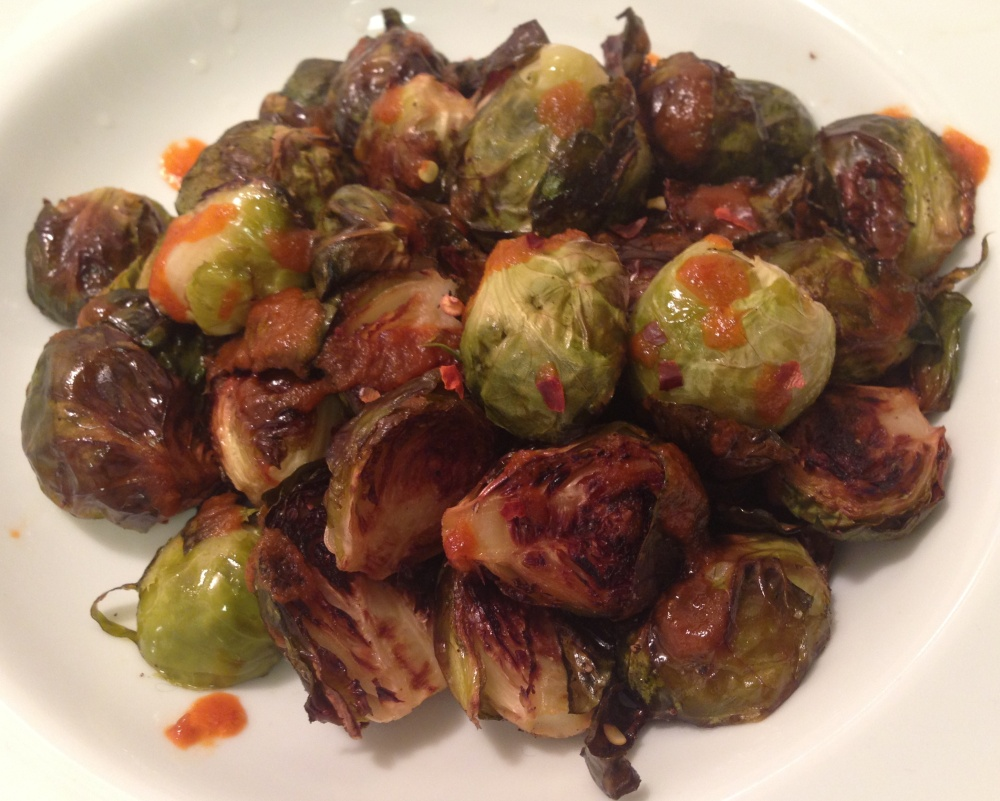 Roasted Sprouts 3