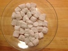 Floured Scallops
