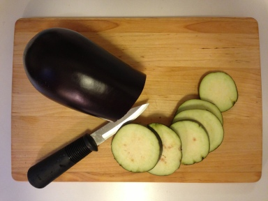 Slicing the Eggplant