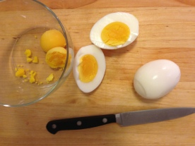 Slicing the Eggs