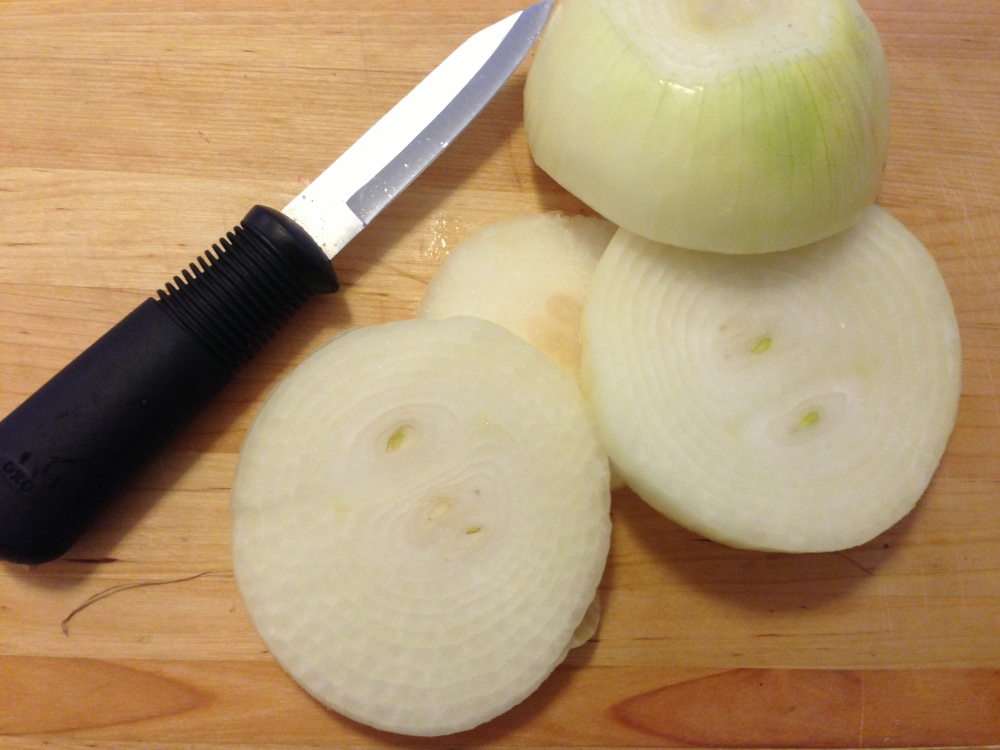 Slicing the Onions