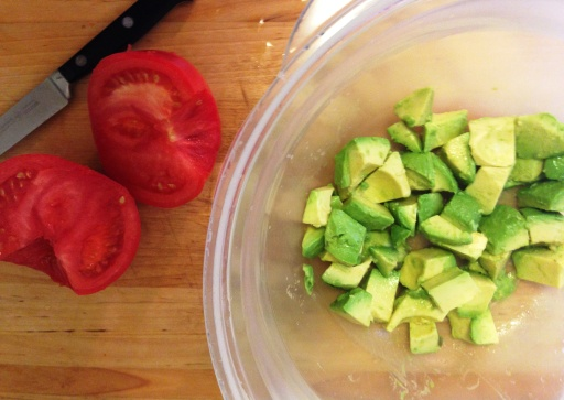 Adding the Tomato