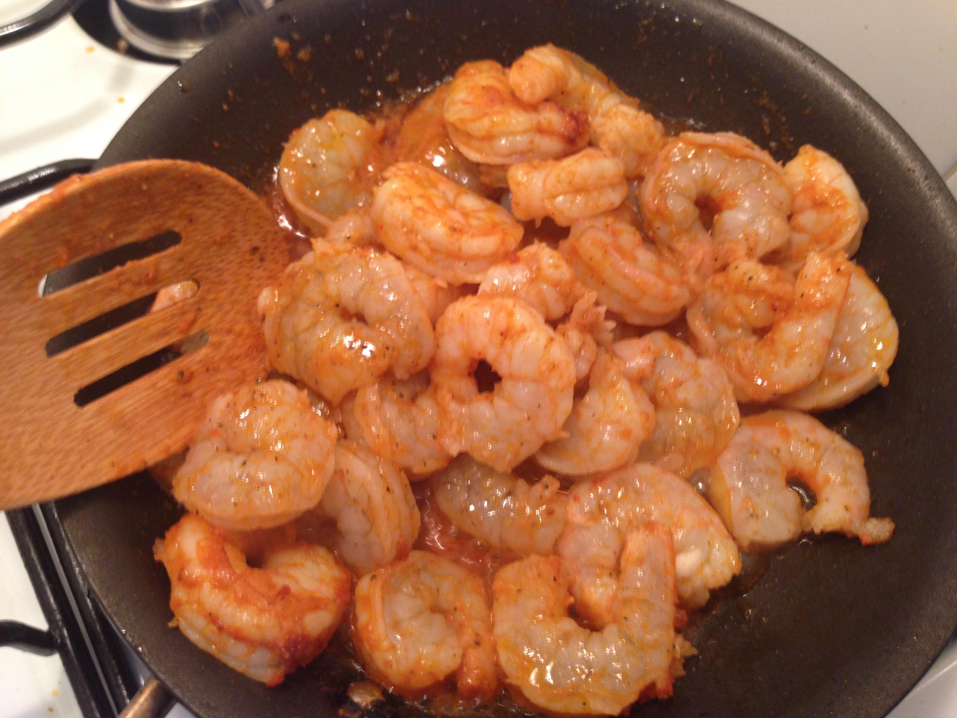 Thai Shrimp Salad | Fieldhouse Kitchen