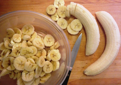 Slicing the Bananas