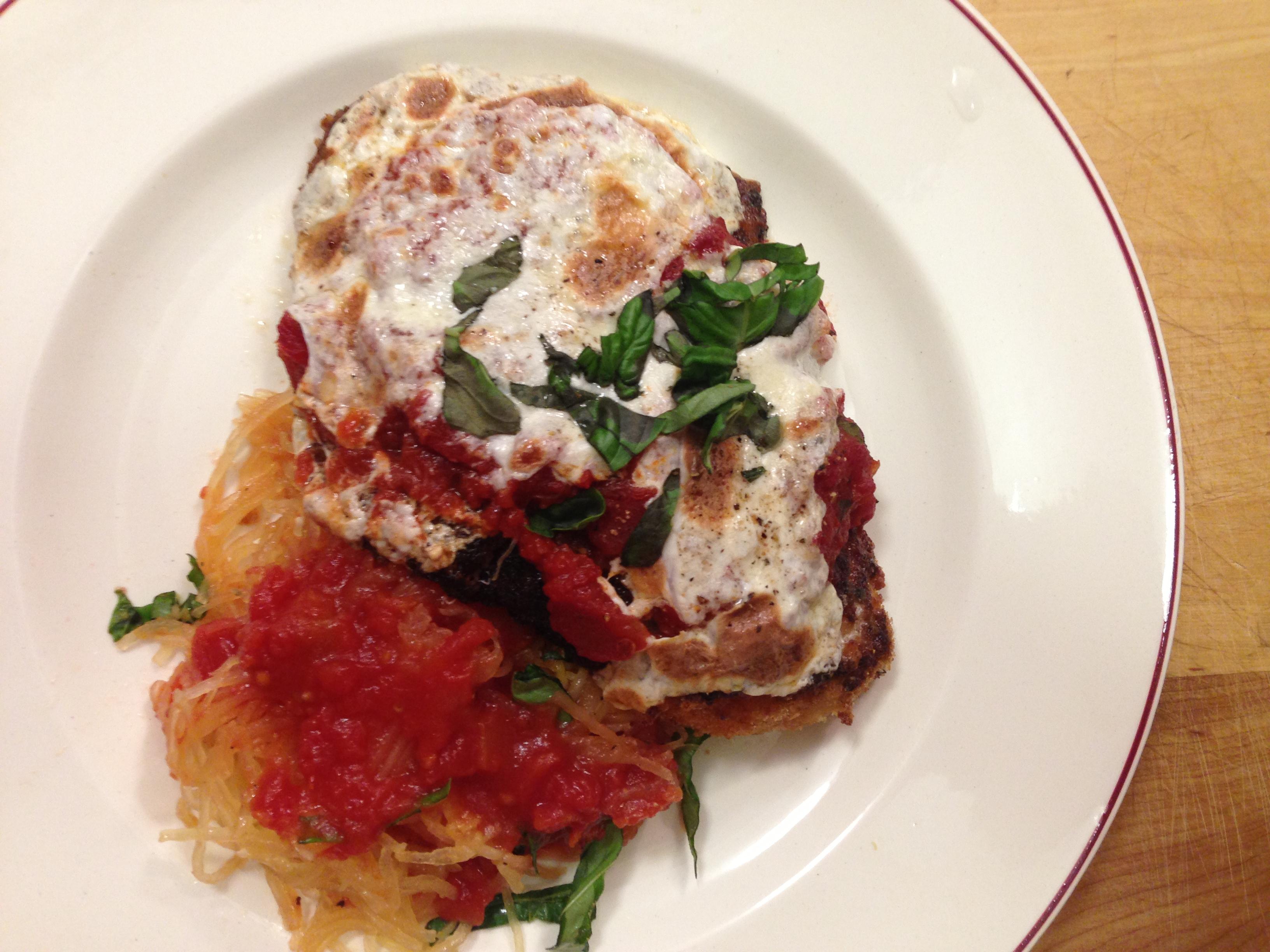 My Mom's Parmesan Chicken Recipes — Dishmaps