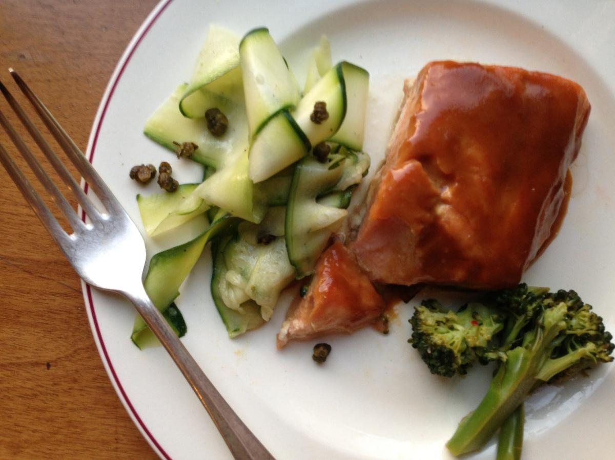 Maple Dijon Salmon – Fieldhouse Kitchen