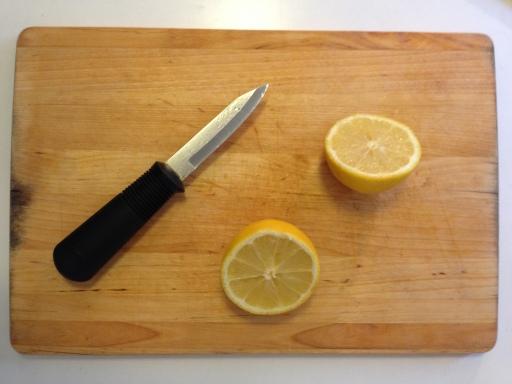 Slicing the Lemon