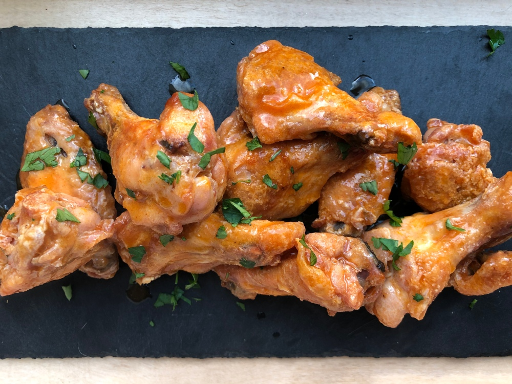Fieldhouse Kitchen Baked Chicken Wings